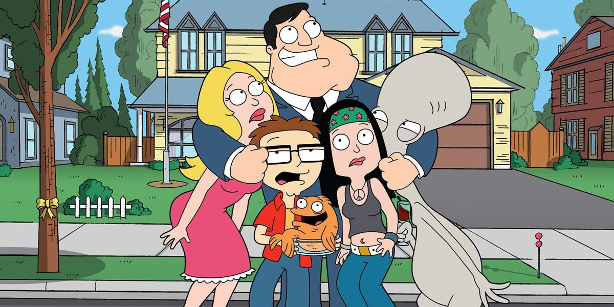 american dad has been renewed through season 15 screenrant - American Dad Christmas Episode