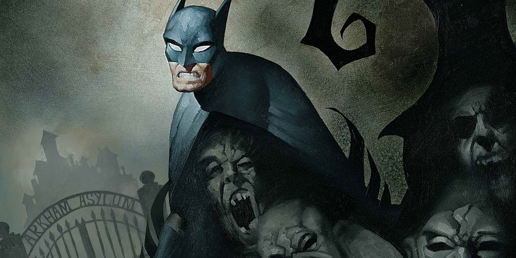 Batman 15 Things You Didnt Know About Arkham Asylum