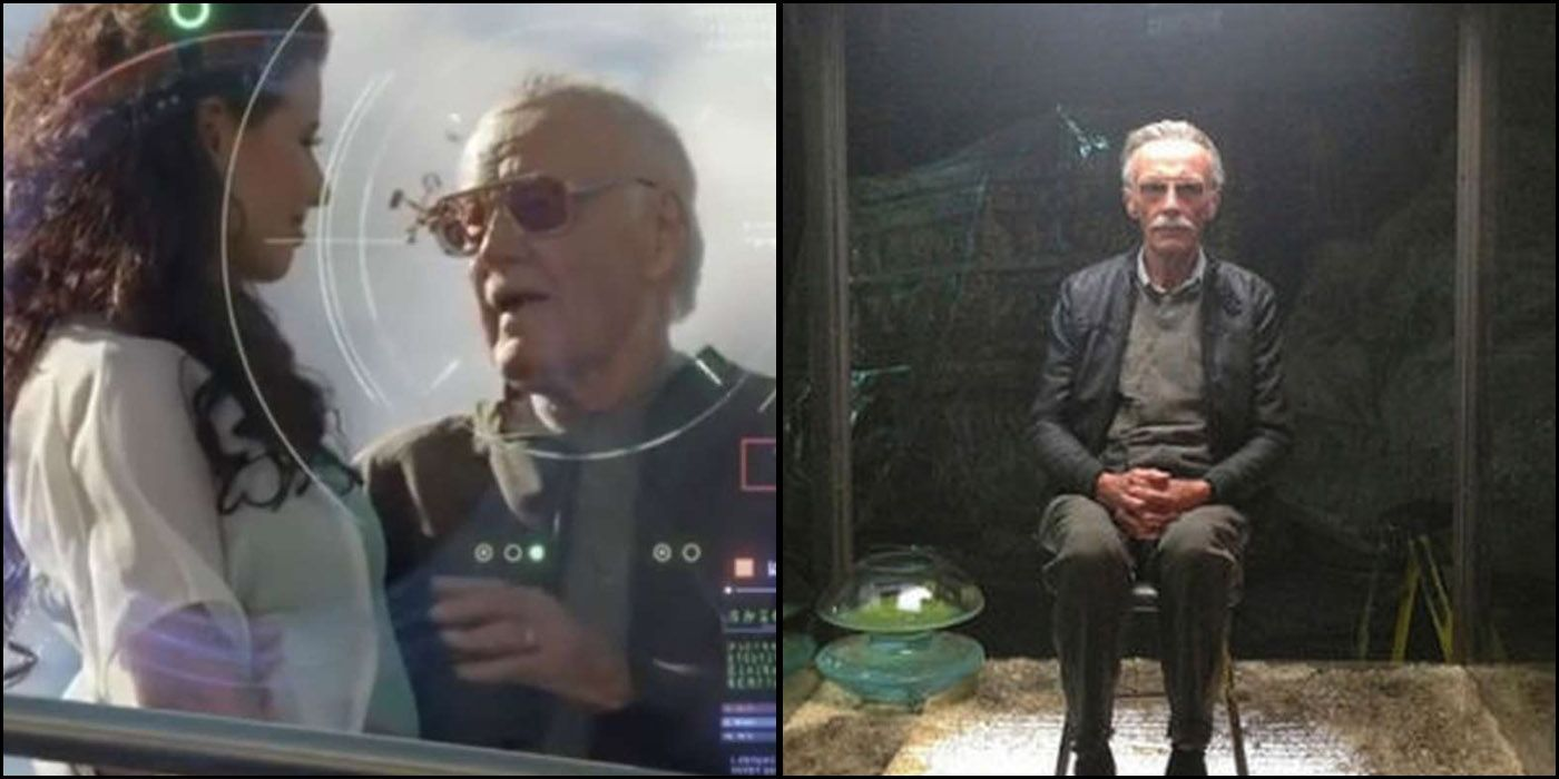 Stan Lee's Guardians of the Galaxy Ride Cameo | Screen Rant