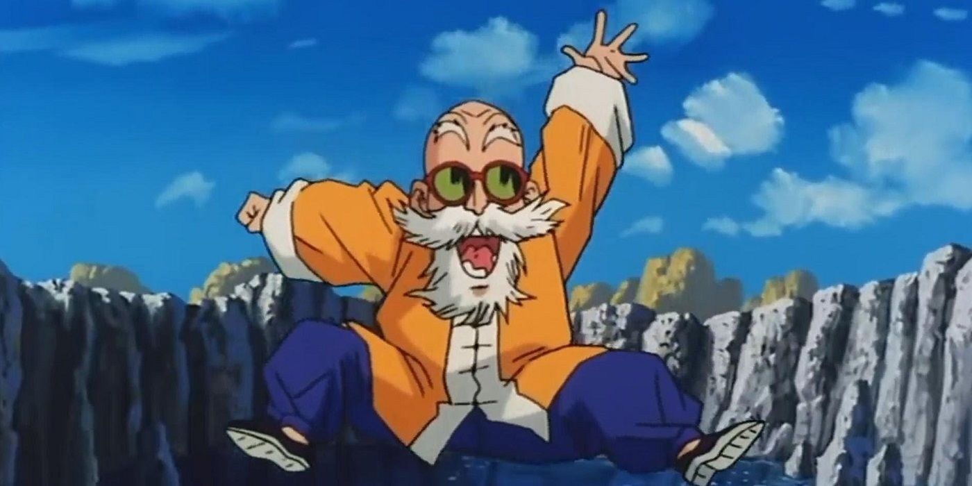 Dragon Ball Z 15 Things You Didnt Know About Master Roshi