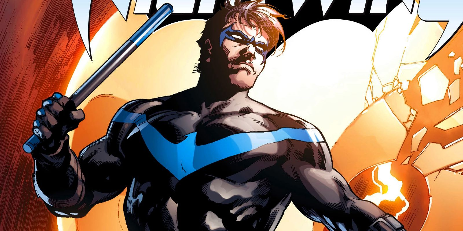 New Nightwing Comic Story Coming From Scott Snyder   Screen Rant
