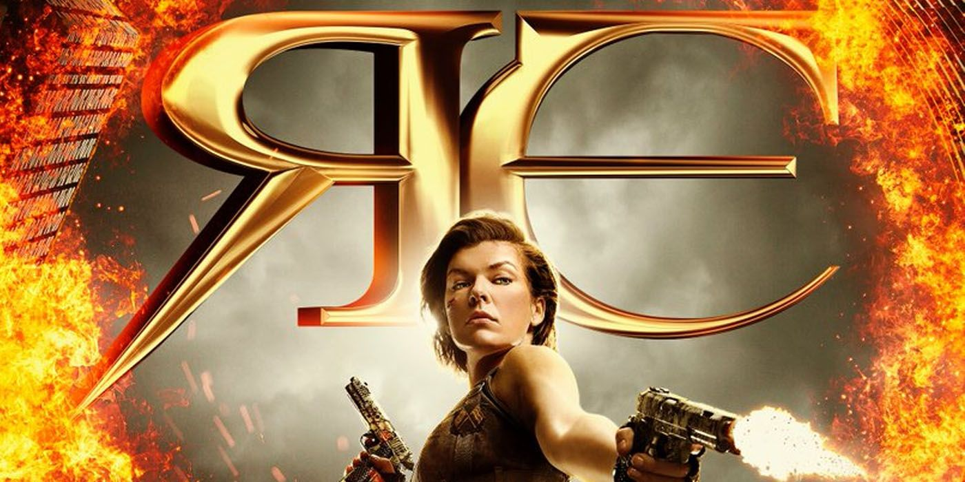 Resident Evil Final Chapter Fan: Resident Evil: Milla Jovovich Unveils The Final Chapter Poster