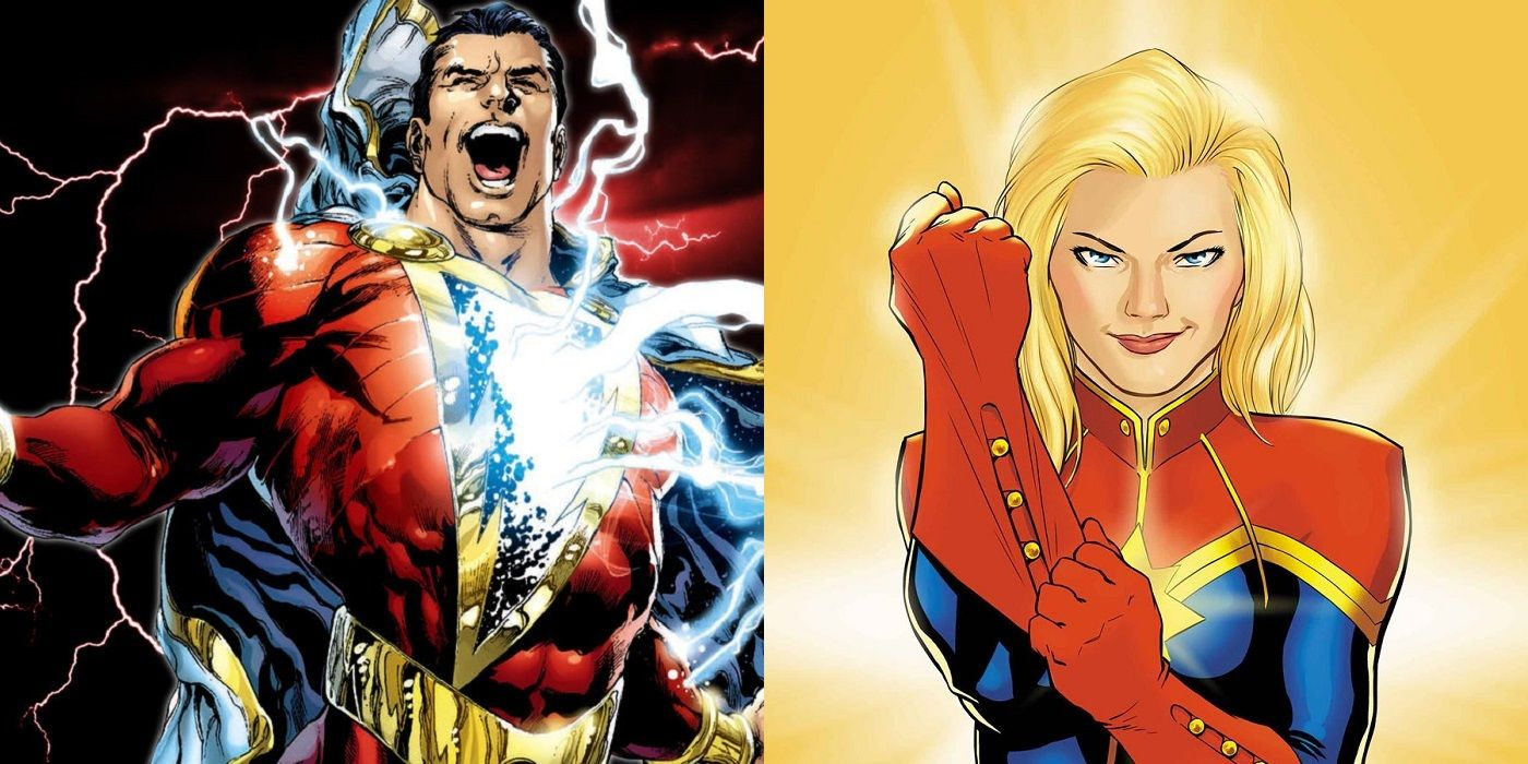 15 Marvel And DC Comics Characters Who Share A Name