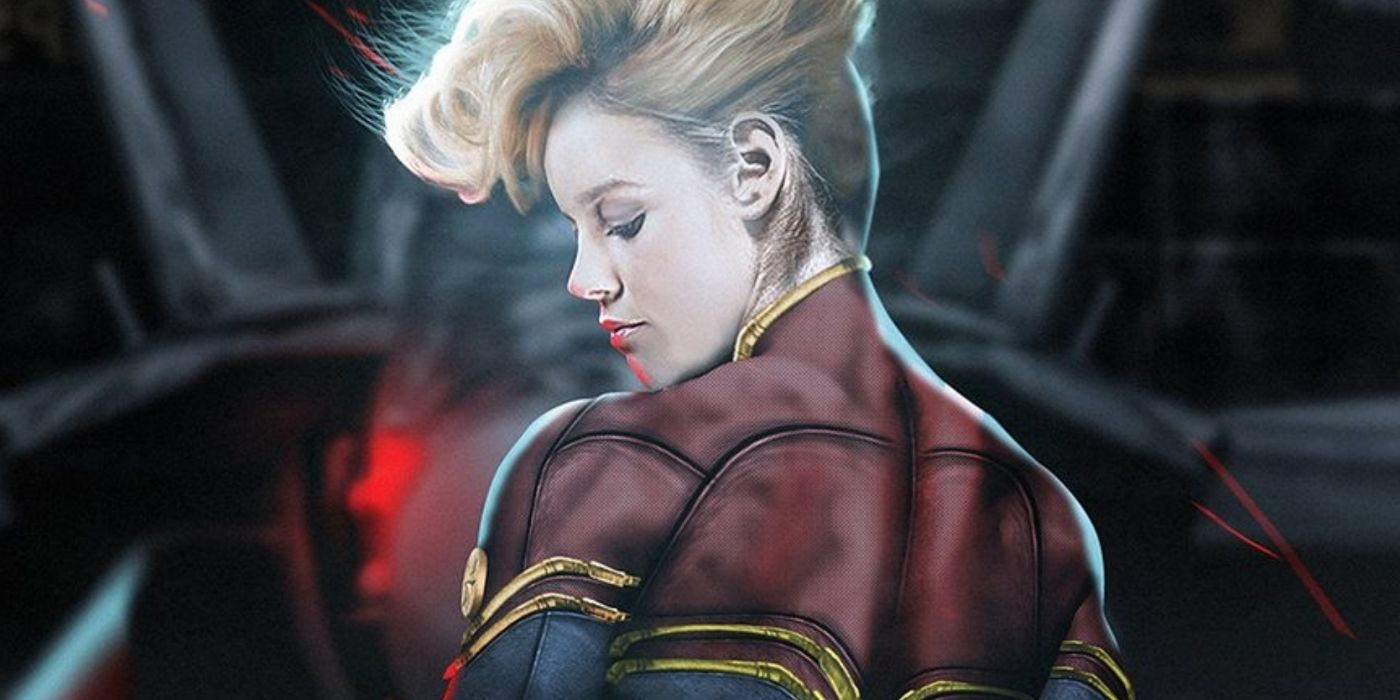 Brie Larson Responds To Fans Who Want Captain Marvel Mohawk