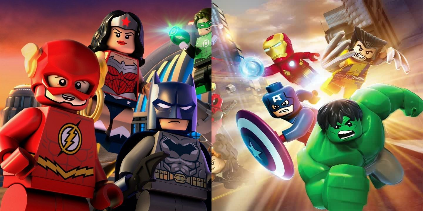 15 lego movies we need to see after batman screenrant - Film lego marvel ...