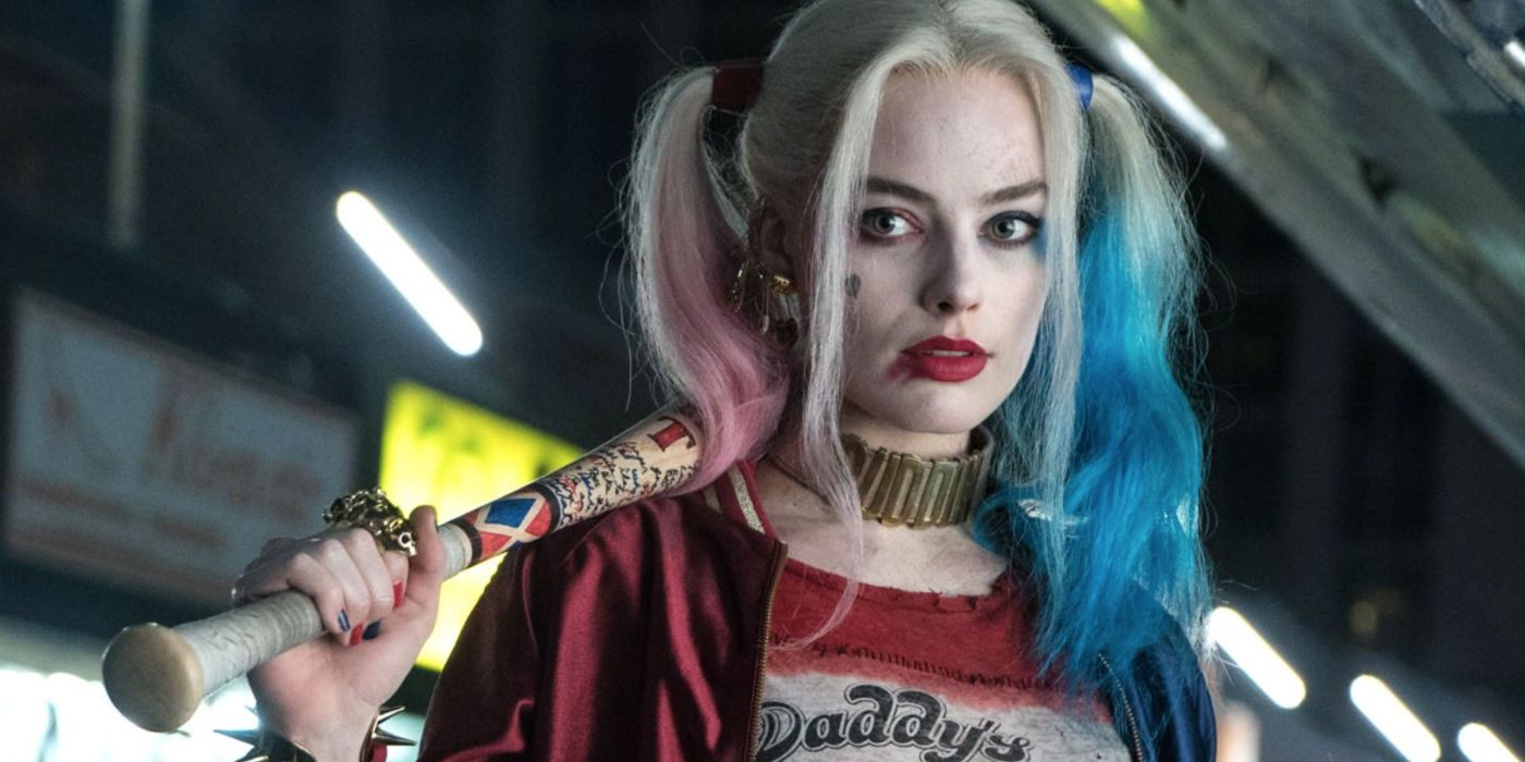 Suicide Squad Set Photo: Harley Quinn on Last Day of Filming