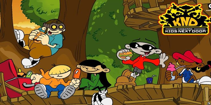 Cartoon Network 10 Cartoons That You Totally Forgot About