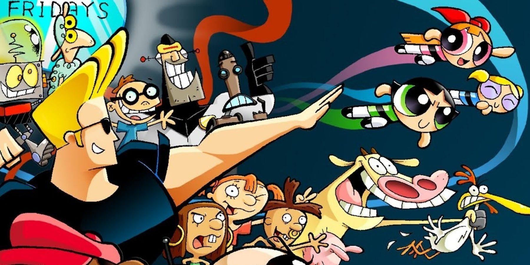 15 Forgotten Cartoons That Need Movie Adaptations | ScreenRant