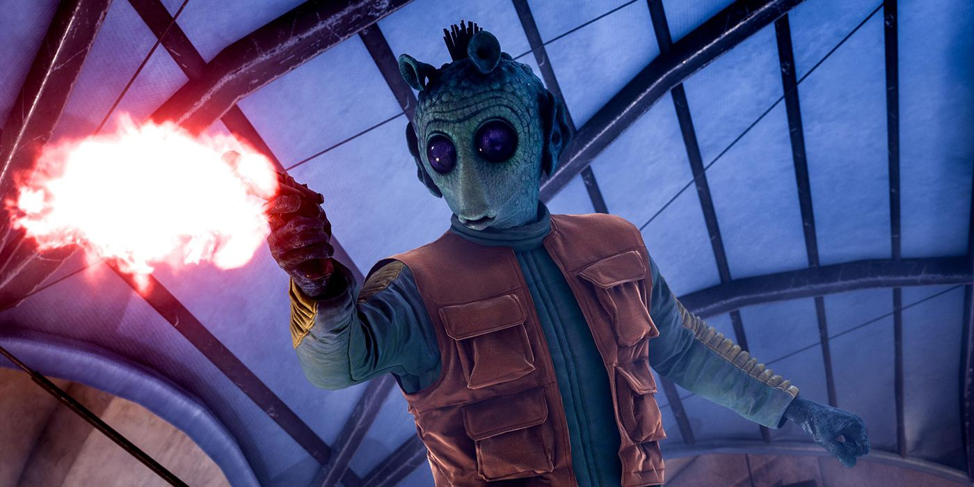 Star Wars: 15 Things You Didn't Know About Greedo | ScreenRant