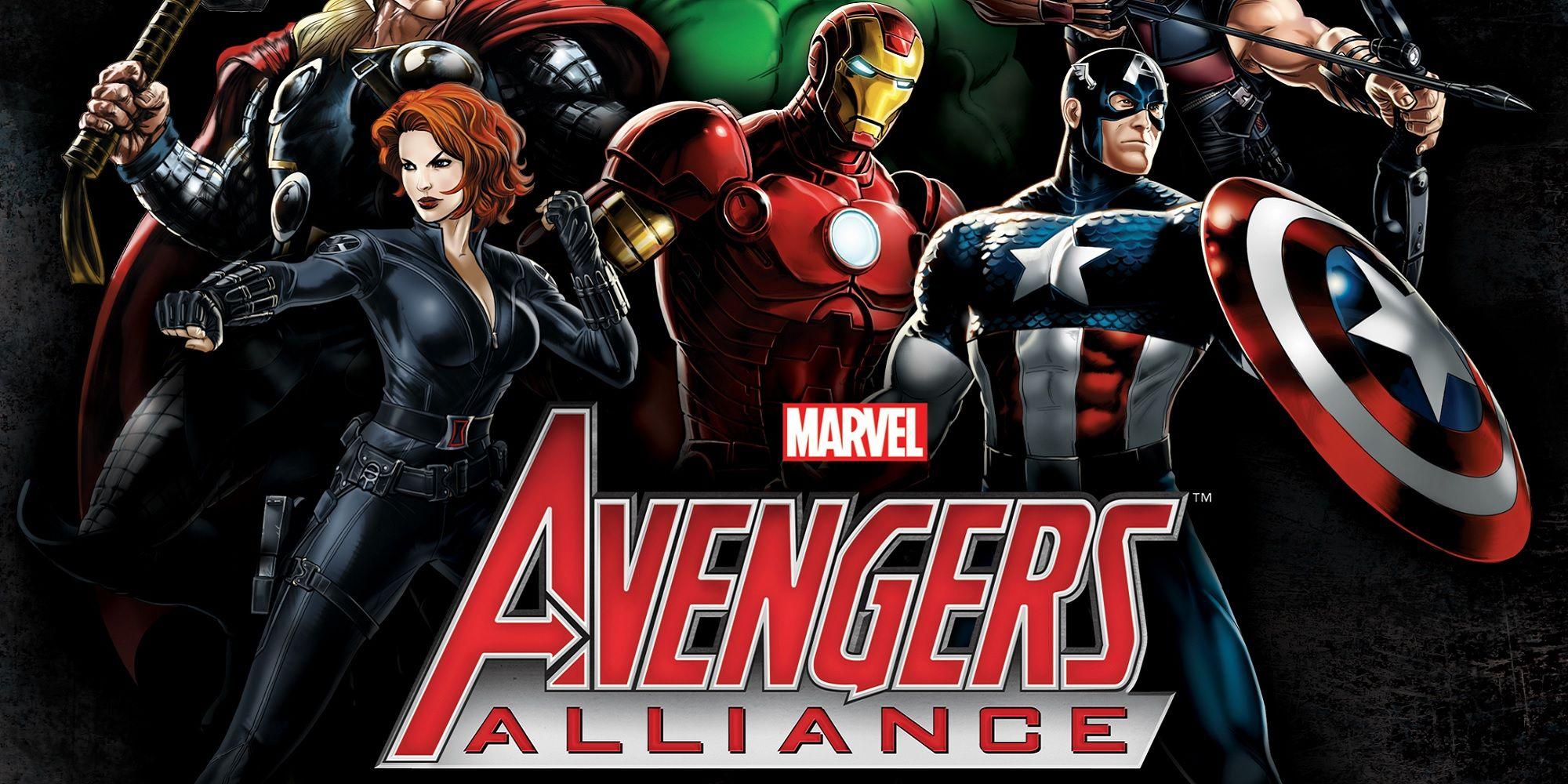 download game marvel avengers alliance offline for pc