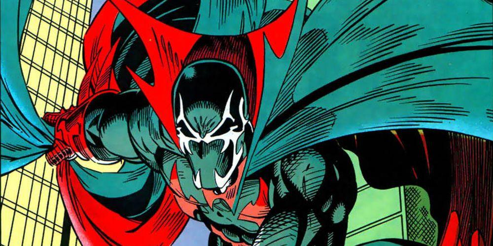 Nightwatch (Sony) Nightwatch-Spider-Man-Marvel