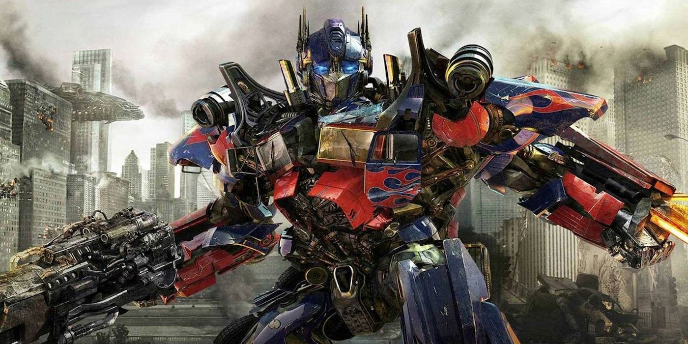 Image result for optimus prime movies