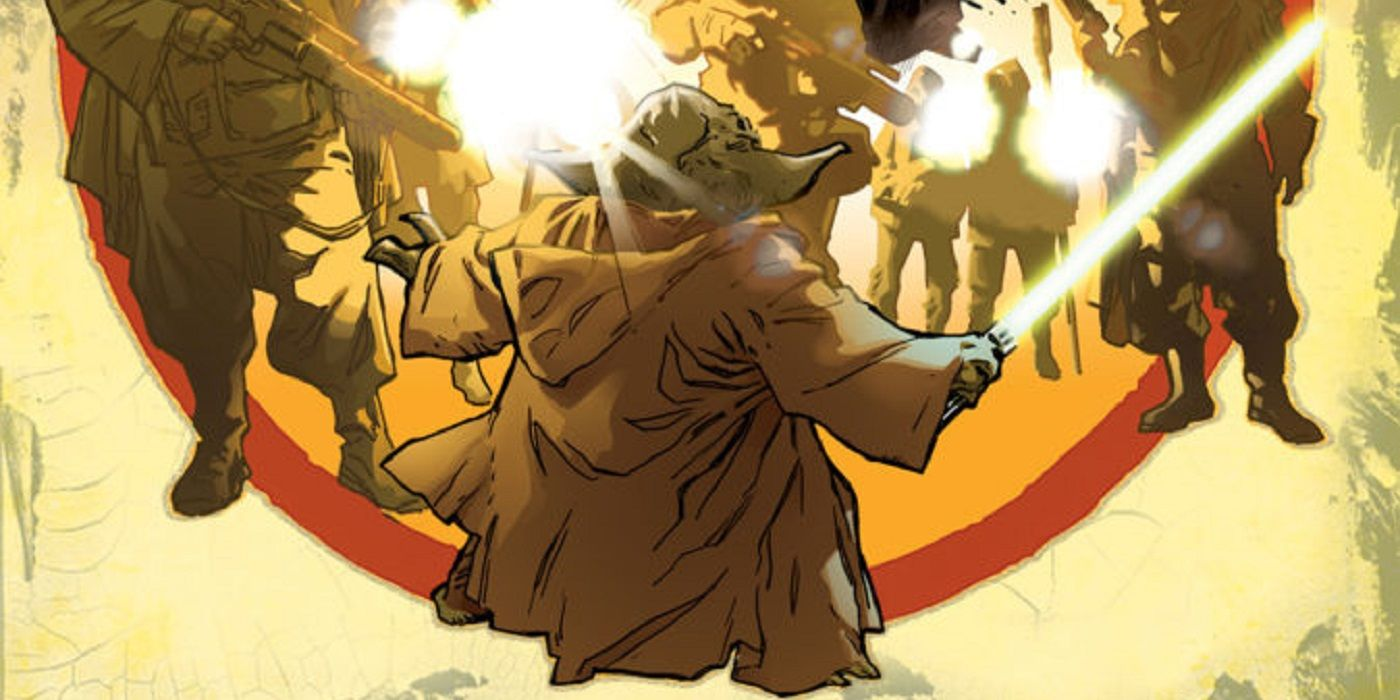 Star Wars Comics Will Tell Untold Stories from Yoda's Past