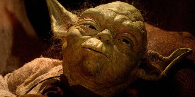Zitate joda Yoda Sprüche: