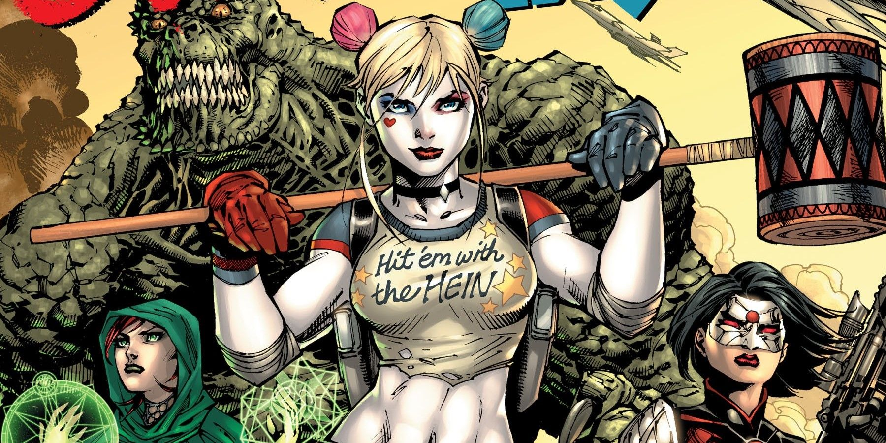Suicide Squad Hell To Pay Movie Announced Screen Rant