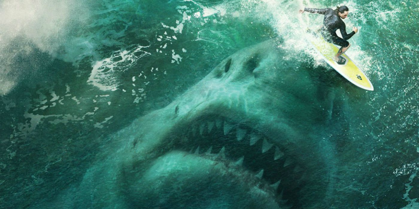 Meg First Look Image: Jason Statham to Battle Giant Killer Shark