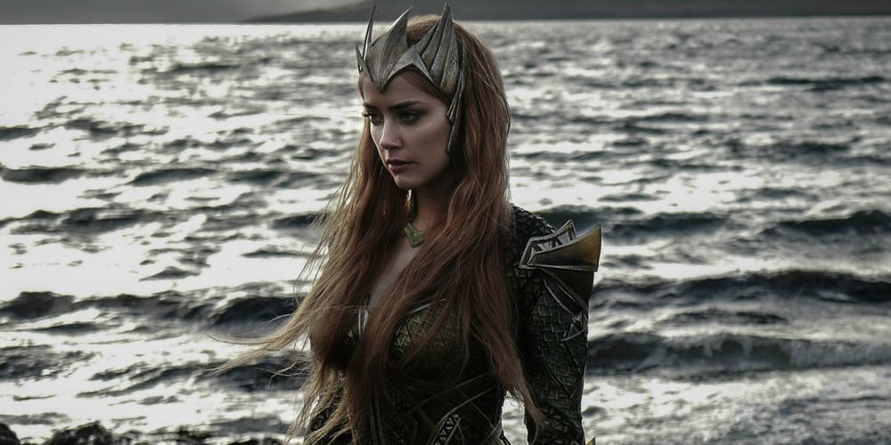 Justice League Promo Pits Mera Against Steppenwolf