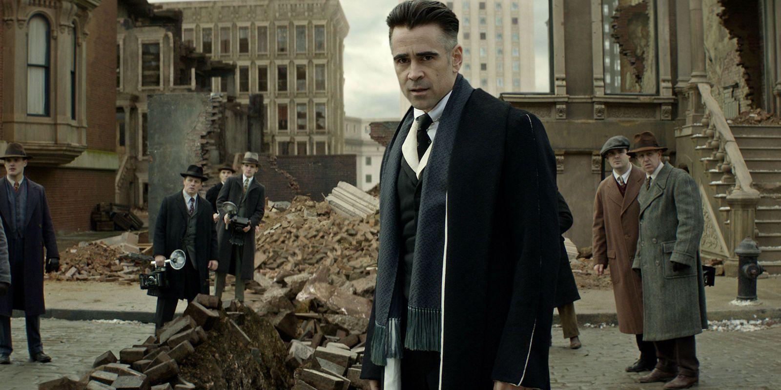 Fantastic Beasts: Colin Farrell Not Returning | Screen Rant