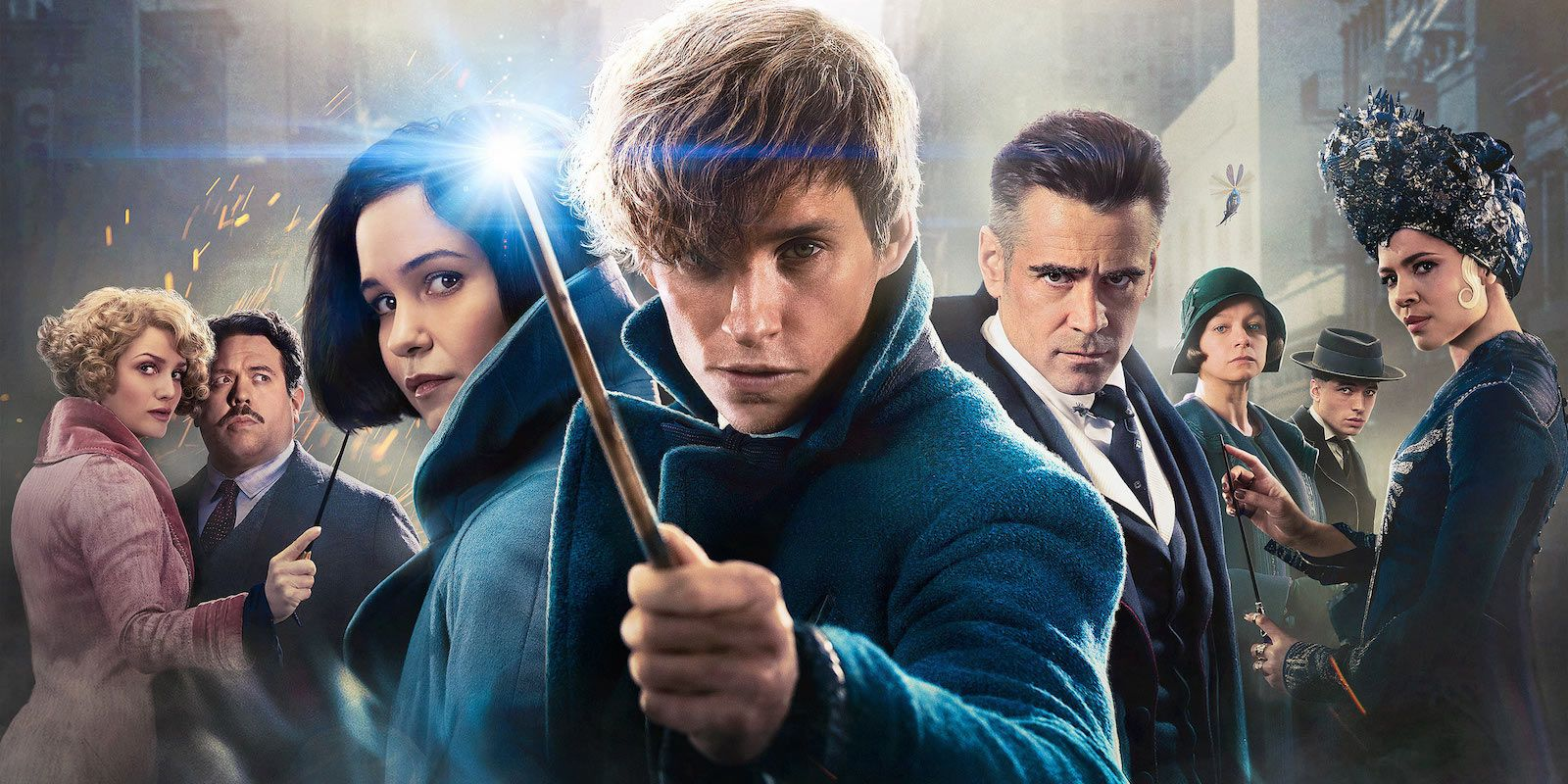 Fantastic Beasts: Every Harry Potter Easter Egg Explained