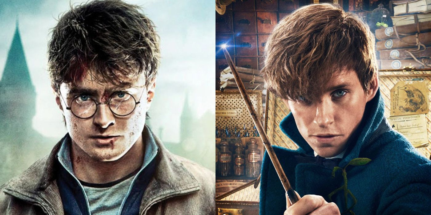 Potter characters the british