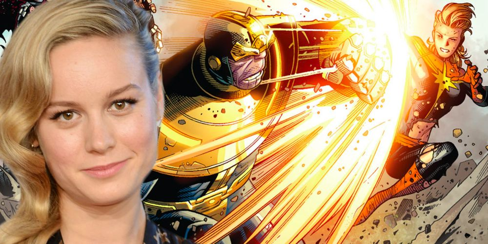 Captain Marvel Plays a Big Part in the MCU's Epic Phase 3 Conclusion