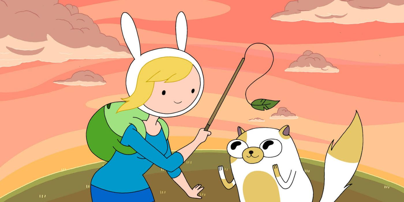 Adventure Time Fionna & Cake Spinoff Ordered At HBO Max