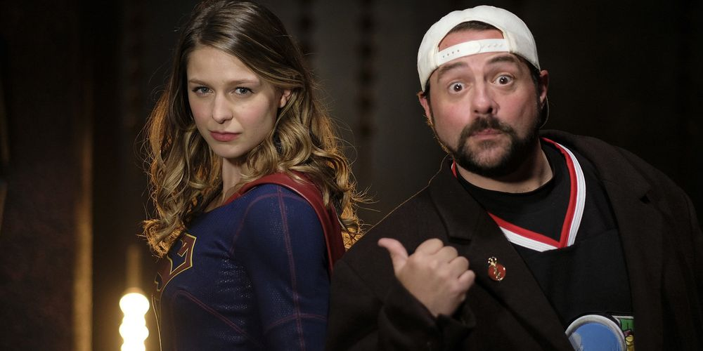 Kevin Smith Returns to Supergirl in 'Damage' Synopsis