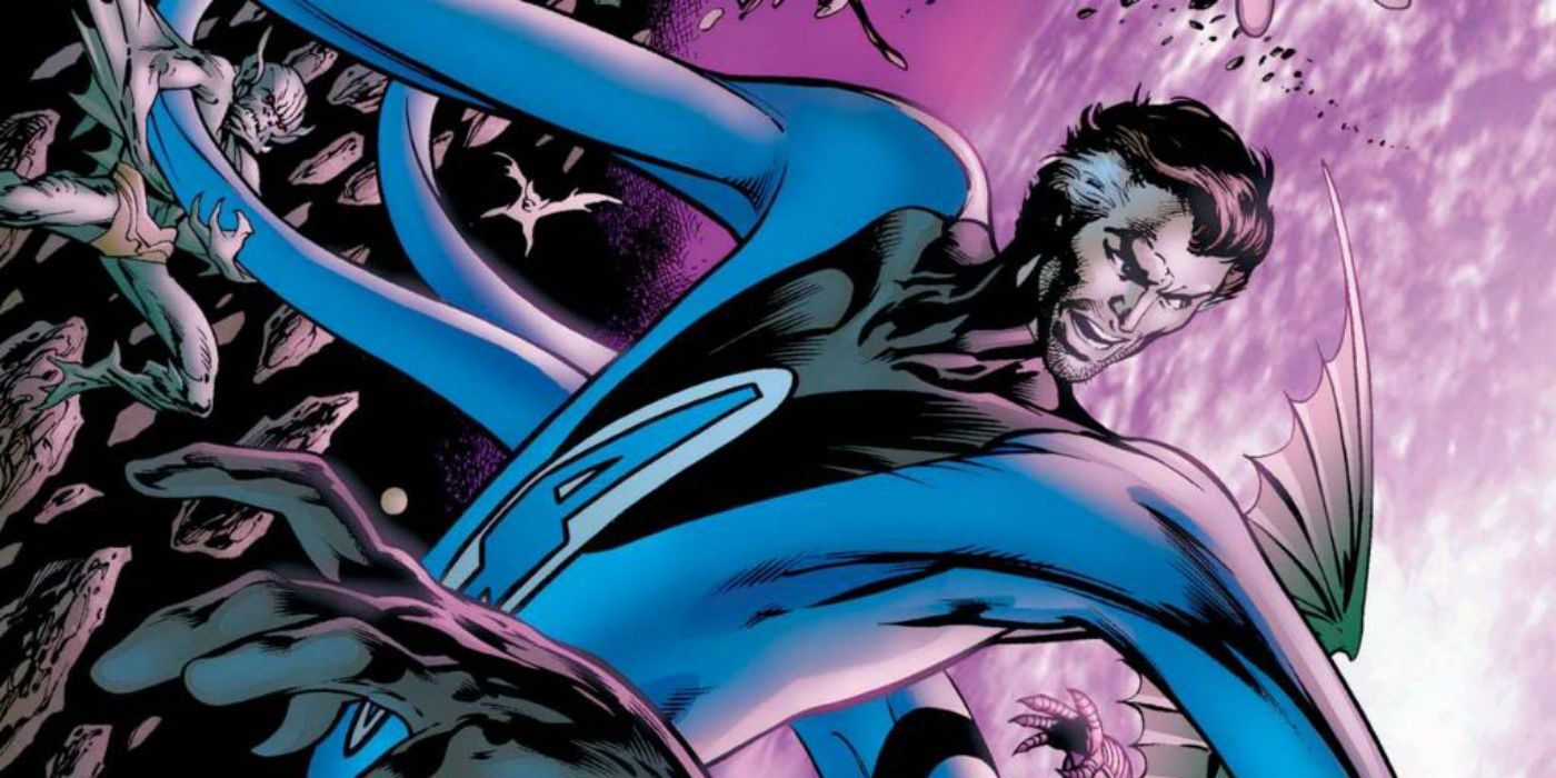 Marvel Just Revealed Mr. Fantastic's Silliest Weakness