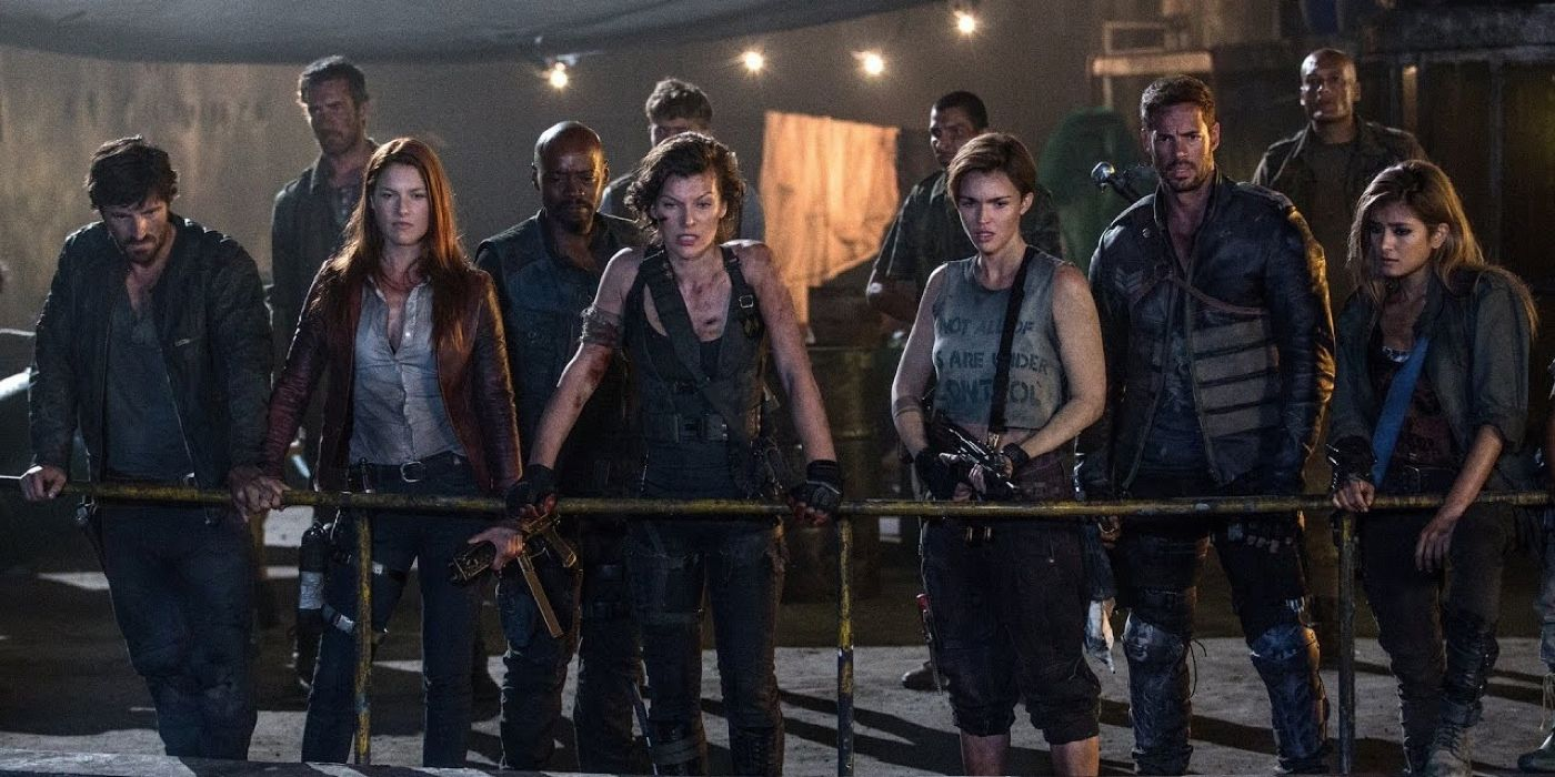 Resident Evil The Final Chapter Interview: Resident Evil 6: Eoin Macken Describes 'Intense