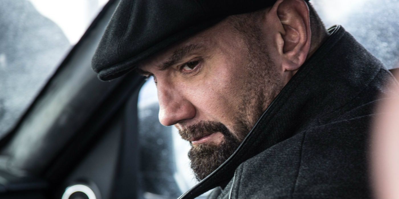 Dave Bautista Says Filming James Bond: Spectre Was A Nightmare