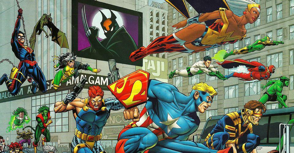 Marvel vs. DC: The Amalgam Crossover Heroes Explained