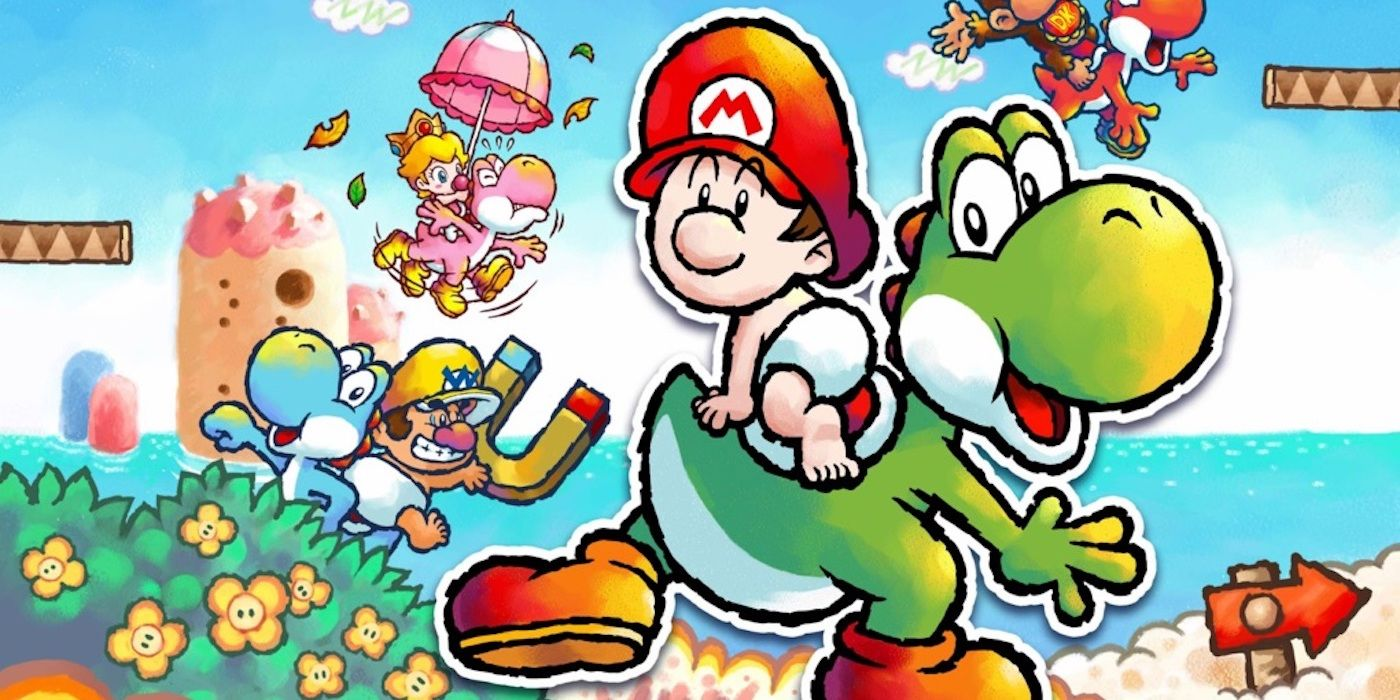 Super Mario World 2 - Yoshi s Island (V1.1)