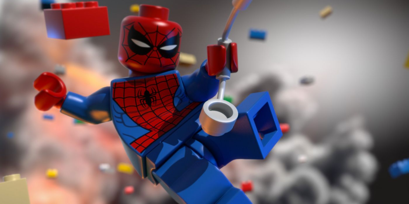 lego spider man special vexed by venom coming in 2019