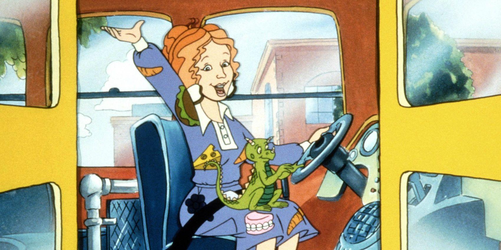 10 Best Episodes Of The Magic School Bus According To Imdb