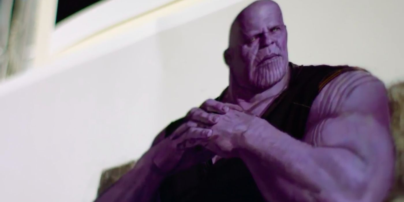 Avengers: Infinity War Director Explains Thanos' 'Casual' Costume