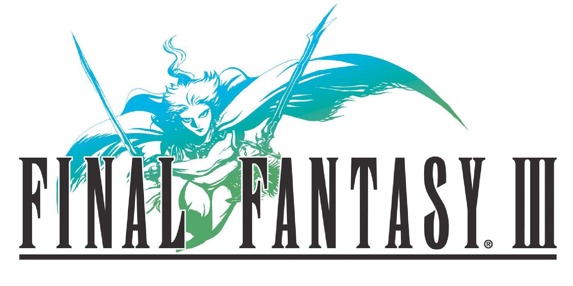 Por que o designer de personagens de Final Fantasy 3 nunca mais criou outro emprego no FF 1