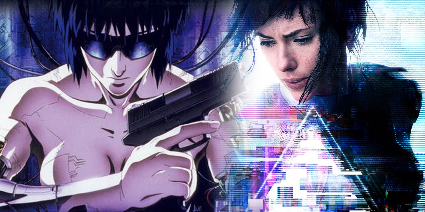 What Ghost In The Shell S Remake Changes Screen Rant