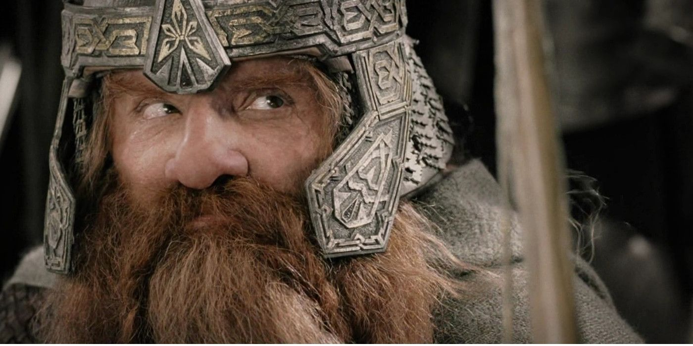 Gimli The Dwarf Trivia | ScreenRant