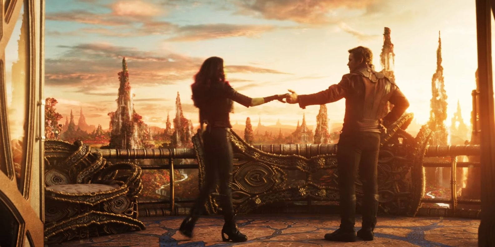 starlord and gamora relationship help