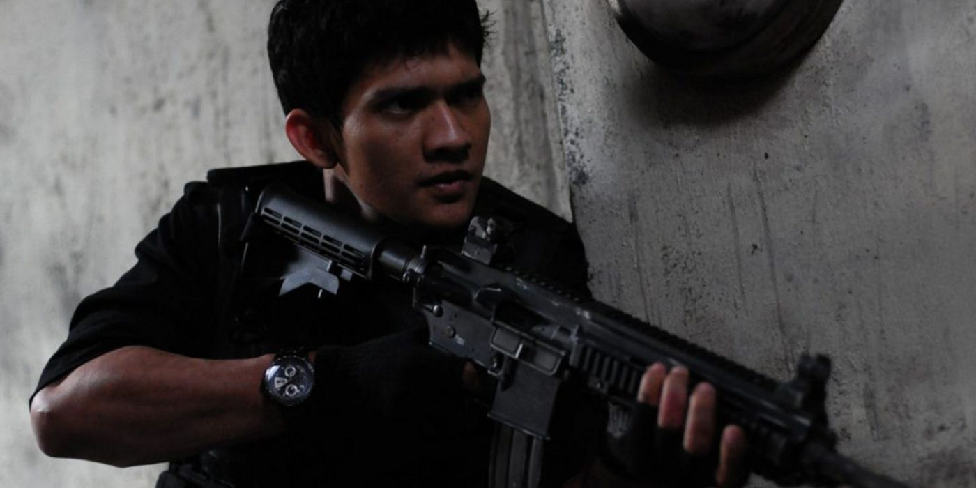 flipboard the raid director reveals pitch for unmade