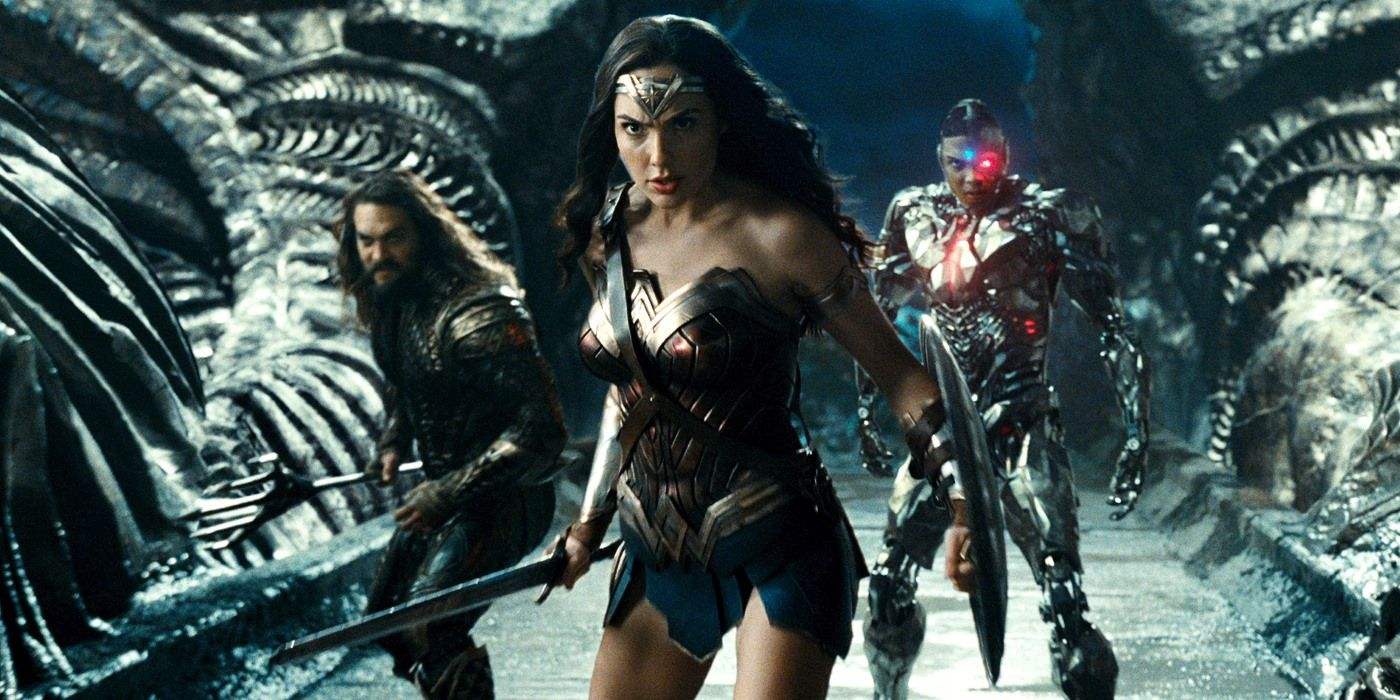 Justice League Trailer Reveals Snyder Cut Final Battle Footage