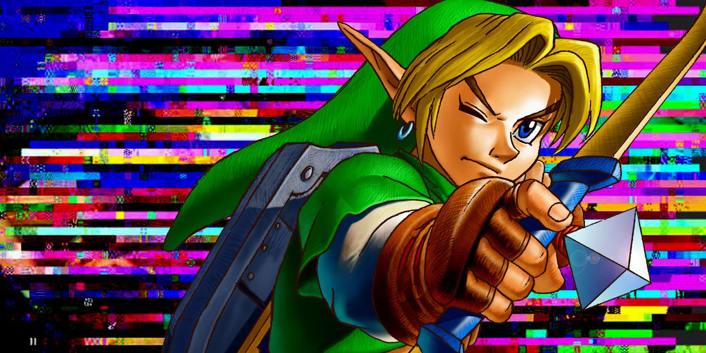 Legend Of Zelda: The 15 Most Insane Glitches | ScreenRant