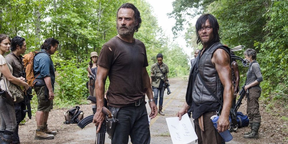 How Much Is The Cast Of The Walking Dead Paid?