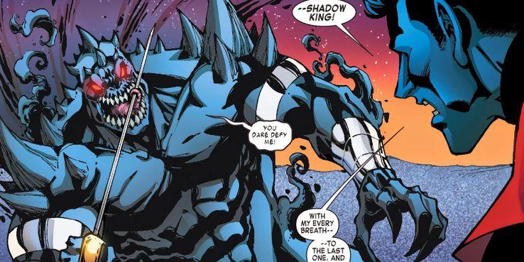 Kết quả hình ảnh cho shadow king comics