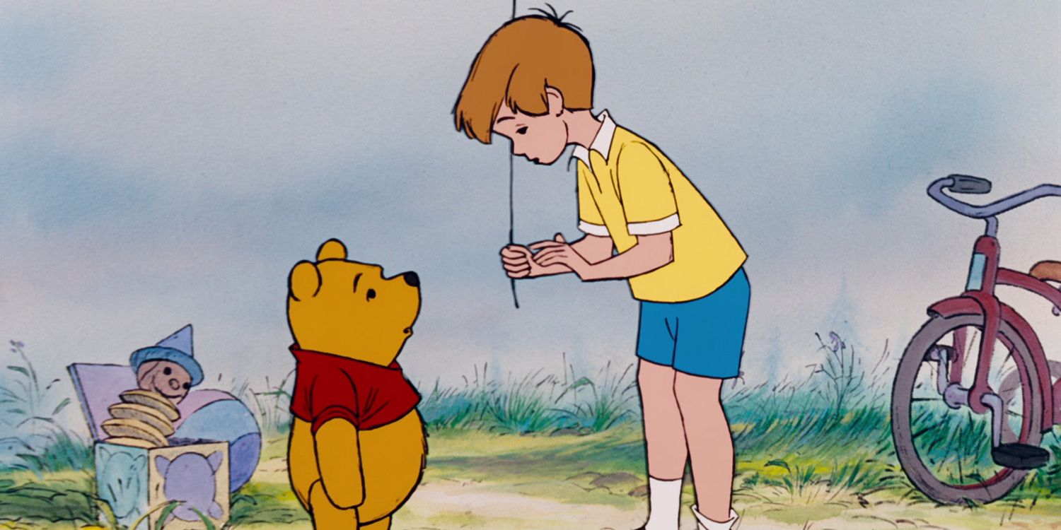 christopher robin movie finds its piglet screenrant
