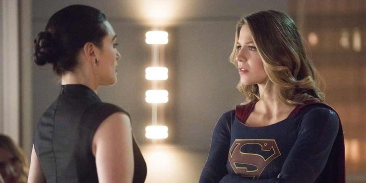 Supergirl: Is a Lena/Kara Romance Possible? | ScreenRant