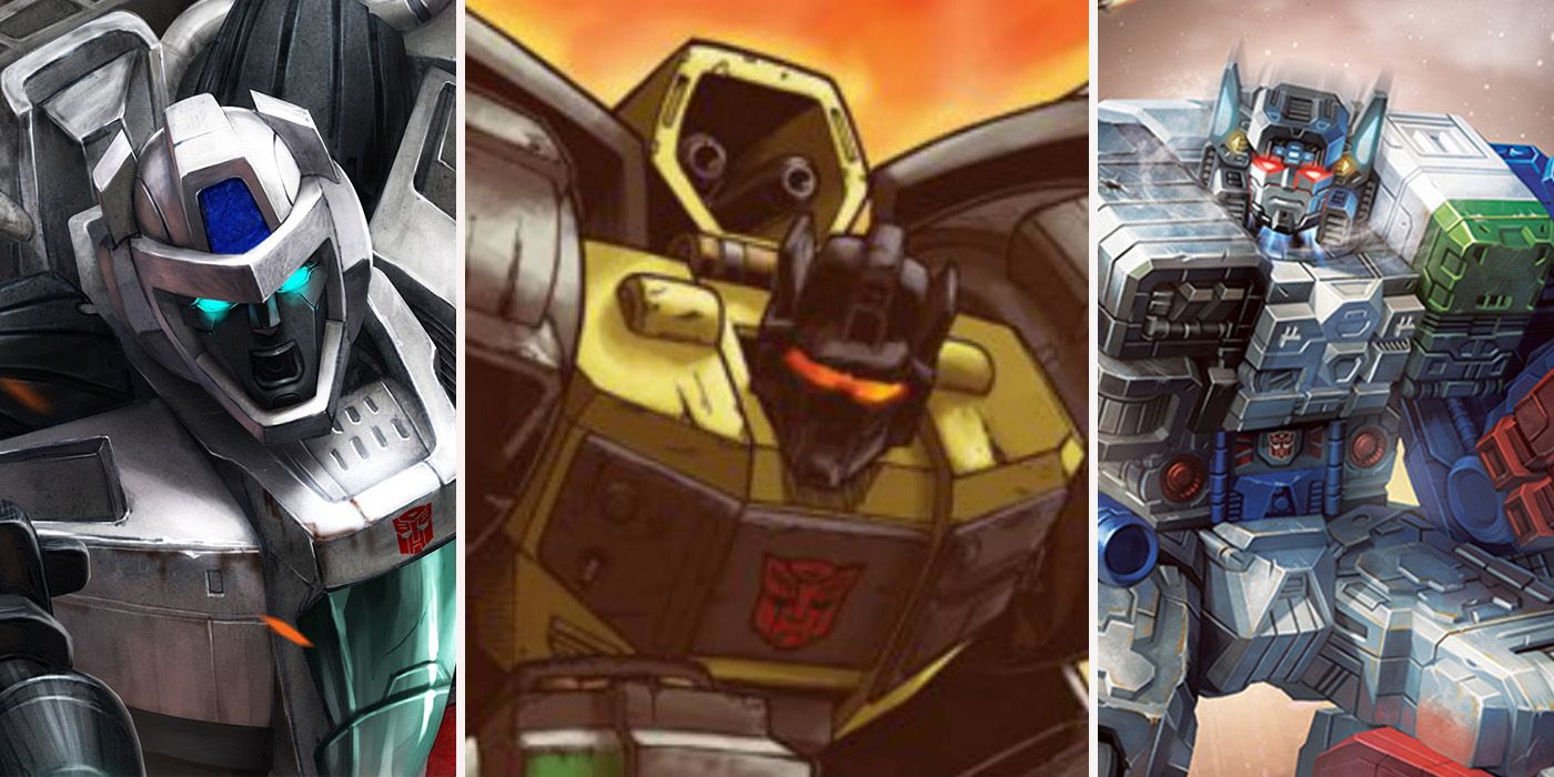 Transformers: The 15 Most Powerful Autobots, Ranked