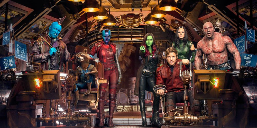 More Guardians of the Galaxy 2 Easter Eggs Revealed by James Gunn