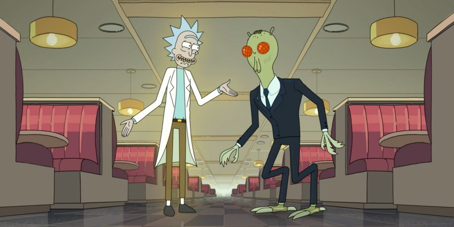 TV and Movie News How Rick & Morty Season 3 Episode 1