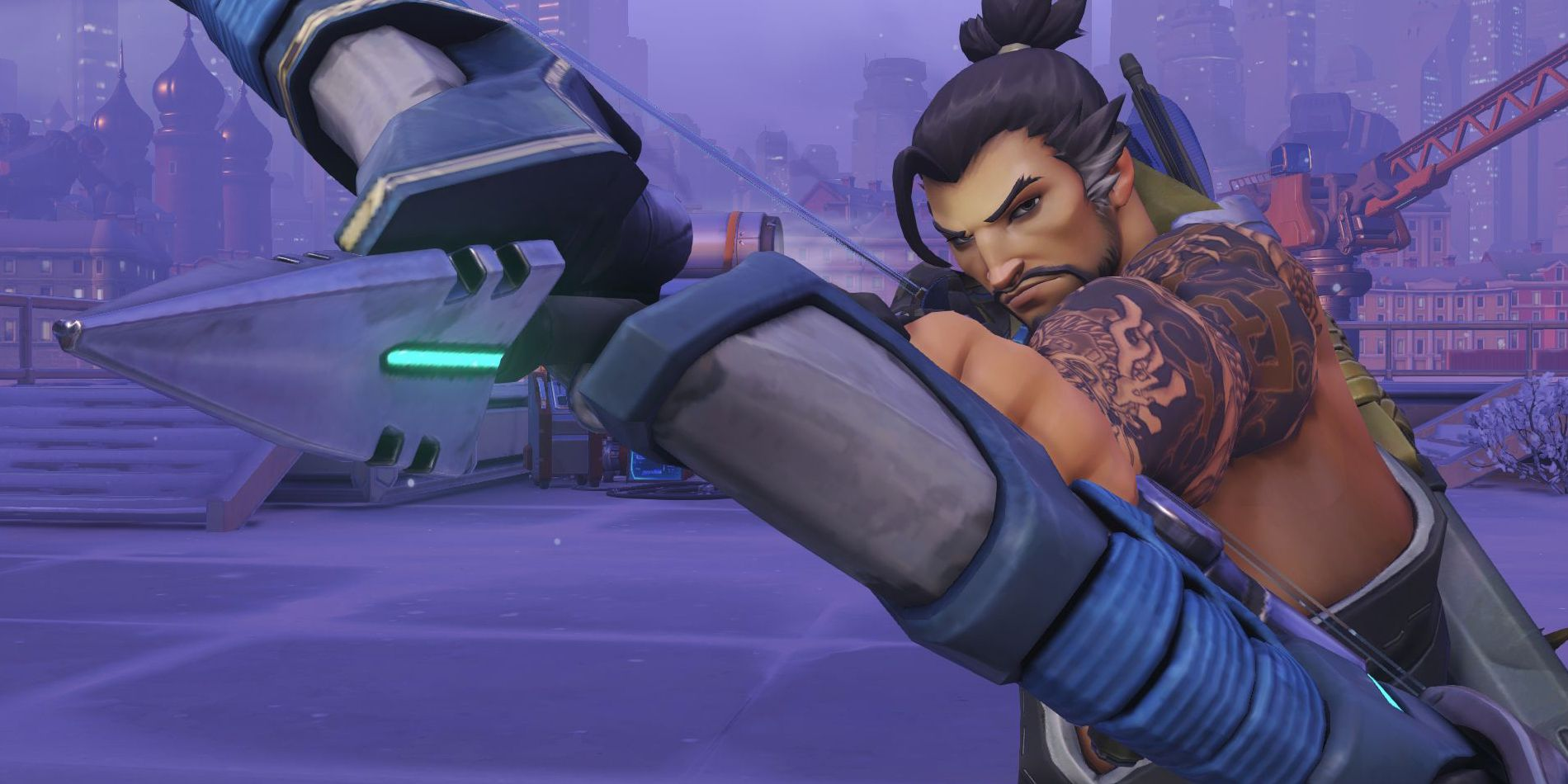 Overwatch: 15 Things You Never Knew About Hanzo   ScreenRant